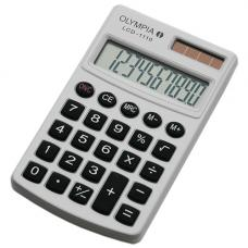 Olympia Pocket Calculator LCD 1110