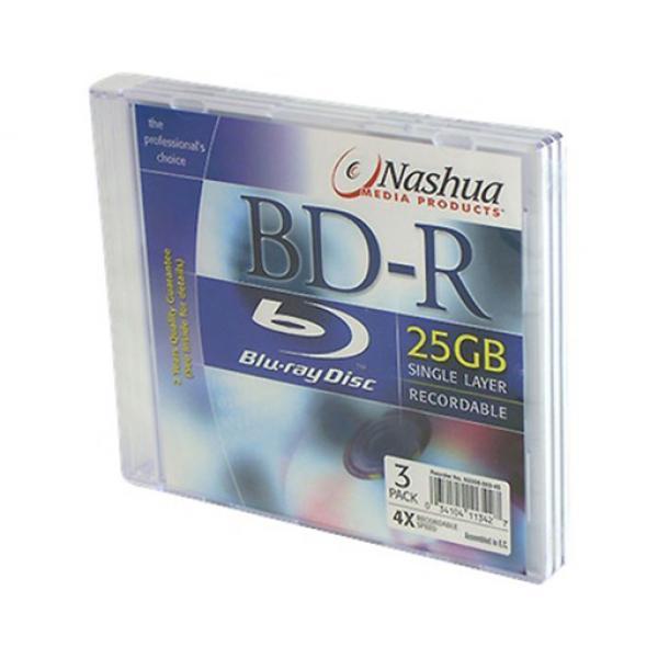 Nashua BLU-RAY 25GB