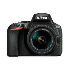 Nikon D5600 D-SLR Black SET (18-55VR)