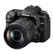 Nikon D7500 D-SLR Black (18-140BP AF-C DX)