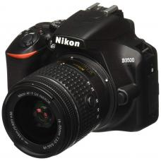 Nikon D3500 D-SLR Black SET (18-55mm VR)