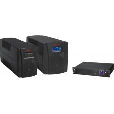 EAST LED UPS EA200 2000VA/1200W Line interactive UPS+ AVR