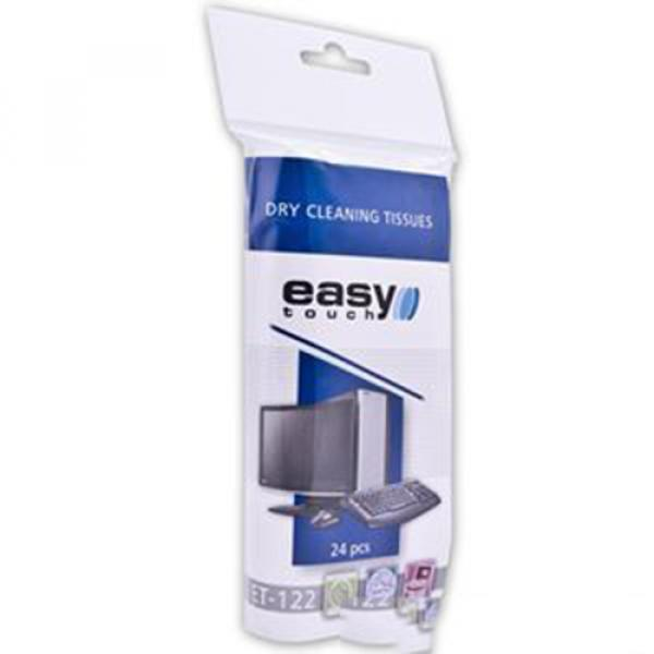 EasyTouch Universal cleaning tissues ET-115 Bright