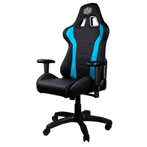 CoolerMaster Caliber R1 GAMING Chair Blue