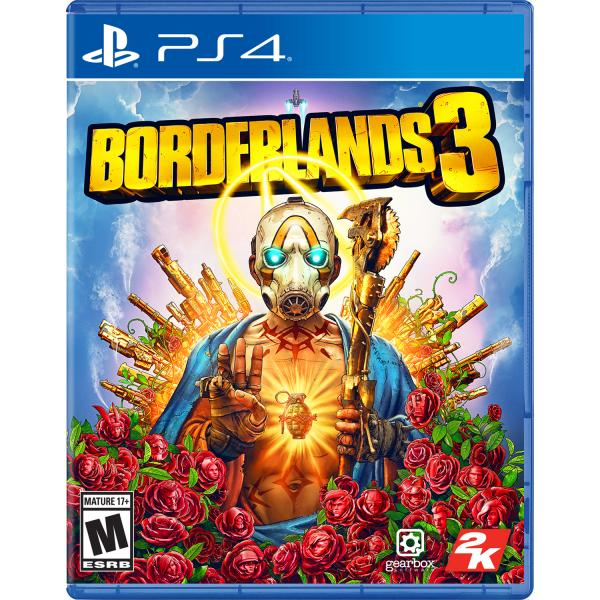 GAME for SONY PS4 - Borderlands 3