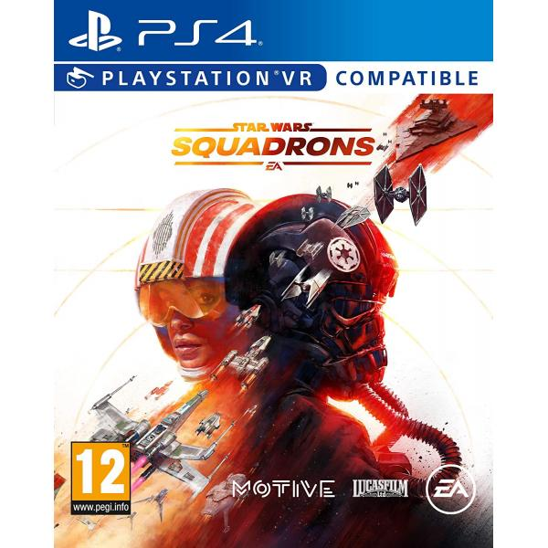 GAME for SONY PS4 - Star Wars: Squadrons