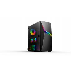 Power Box AX3 GAMING E-ATX Chassis case with ARGB