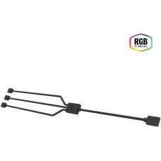 CoolerMaster 1-to-3 RGB Splitter Cable for LED Strips