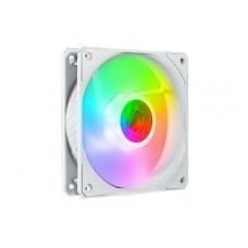 CoolerMaster SICKLEFLOW 120 ARGB White Edition