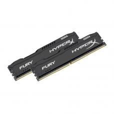 Kingston FURY 4GB 2666MHz DDR4 CL15 DIMM HyperX FURY Black