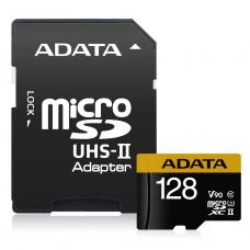 A-Data 128GB microSDHC Class 10 with adapter UHS-I U3