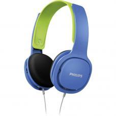 Philips  SHK2000BL Ultralight headphones for kids