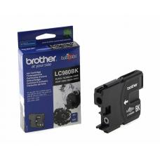 Brother Cartrige LC980BK Black (crn - do 300 str.) for DCP-145C/165C/195C/365CN/375CW