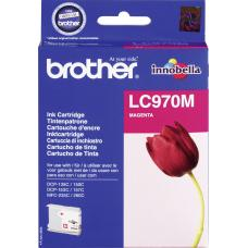 Brother Cartridge LC970M Magenta (up to 300 pgs)