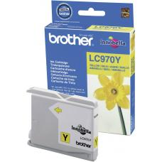 Brother Cartridge LC970Y Yellow (up to 300 pgs)