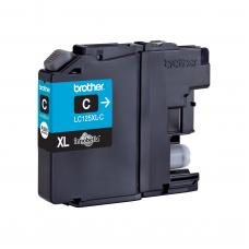 Brother Cartridge LC125XLC Cyan (up to 1200pgs)