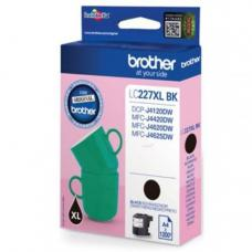 Brother Cartridge LC227XLBK Black (up to 1200pgs)