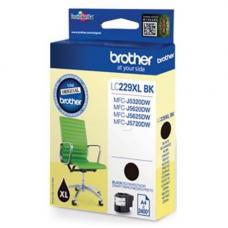 Brother Cartridge LC229XLBK Black (up to 2400pgs)
