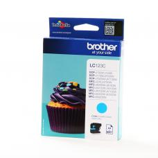 Brother Cartridge LC123C Cyan (up to 600pgs) for DCPJ-4110DW/MFC-J4410DW/MFC-J4510DW; DCP-J132W/DCP-