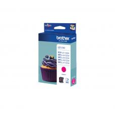 Brother Cartridge LC123M Magenta (up to 600pgs) for DCPJ-4110DW/MFC-J4410DW/MFC-J4510DW; DCP-J132W/D