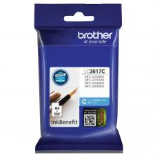 Brother Cartridge LC3617C Cyan (up to 550pgs)