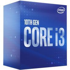 Intel i3-10100F 3.6 GHz up to 4.3 GHz