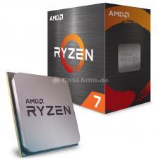 CPU AMD AM4 Ryzen 7 BOX NO FAN