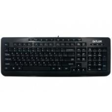 Delux DLK-3100U Slim Multimedia Keyboard