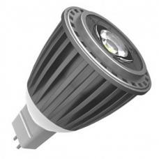 VT-1837 LED Spot Светилка - 7W MR16 12V Sharp СОВ Chip