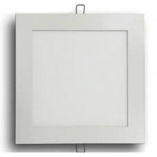 VT-1207 12W LED Premium Panel Downlight - Квадратен