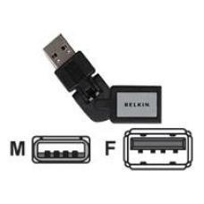 Belkin Flexible USB adapter A-M/F F3U134aedFLEX