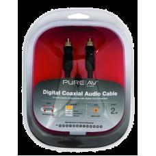 Belkin Digital Coax Audio Cable 2m-AD20100qn2M