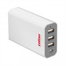 19.11.1027-10 ROLINE USB Charger