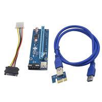 Convertor PCI-E card 1x to 16x
