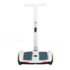 ST Hoverboard with HANDLEBAR - F1 White