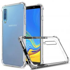 Smartphone Clear Transparent Case TPU for Samsung A7 2018