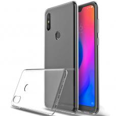Smartphone Clear Transparent Case TPU for Xiaomi A2 Lite