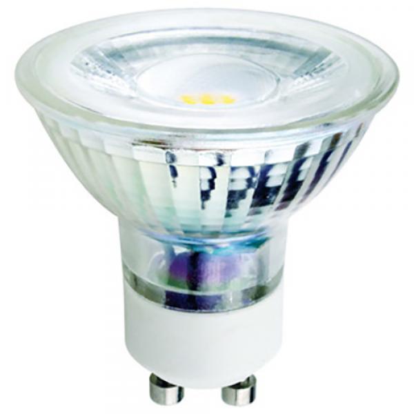 VT-1959 LED Spot Светилка - Со Самсунг чип 5W GU10 Стаклена со леќи