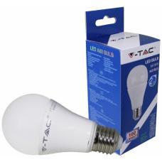 VT-1919 LED Сијалица - Со Самсунг чип 15W A60 Е27 ТермоПластична