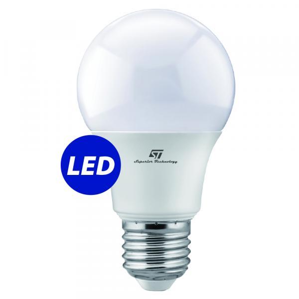 ST-0721 LED Сијалица - Samsung LED chip inside A60  E27 12W 6500K 220-240V