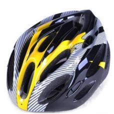 ST Helmet Adult Yellow Black