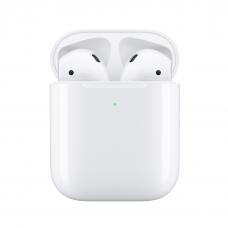 Apple Airpods 2 with Charging Case ( Бела )