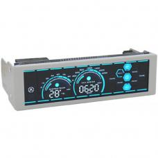 """LC-Power 5.25"""" fan controller for up to 6 fans (24W)"""