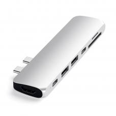 Satechi Aluminium TYPE-C PRO Hub (HDMI 4K