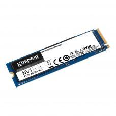 Kingston 500GB NV1 NVMe PCIe SSD read/write