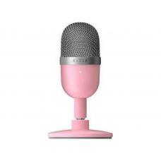 Razer Seiren Mini Ultra-Compact Condenser Microphone - Quartz