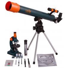 Levenhuk LabZZ MT2 Microscope & Telescope Kit 69299