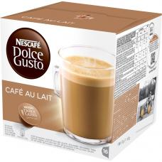 Nescafe Dolce Gusto Cafe au Lait кафе 160g (16 капсули)