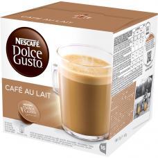 Nescafe Dolce Gusto Cafe au Lait кафе 160g (16 капсули)