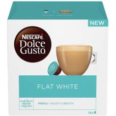 Nescafe Dolce Gusto Flat White 16Cap3x187.2g